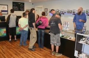 River City Dispensary in Merlin, Oregon