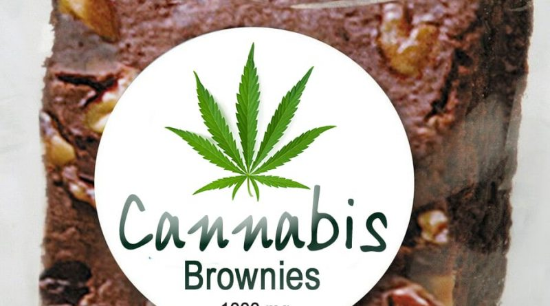 Medicated brownies