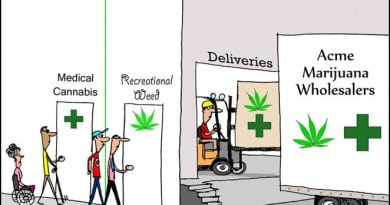 Medical Recreational Dispensaries