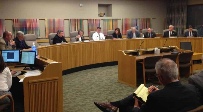 Oregon Joint Committee marijuana