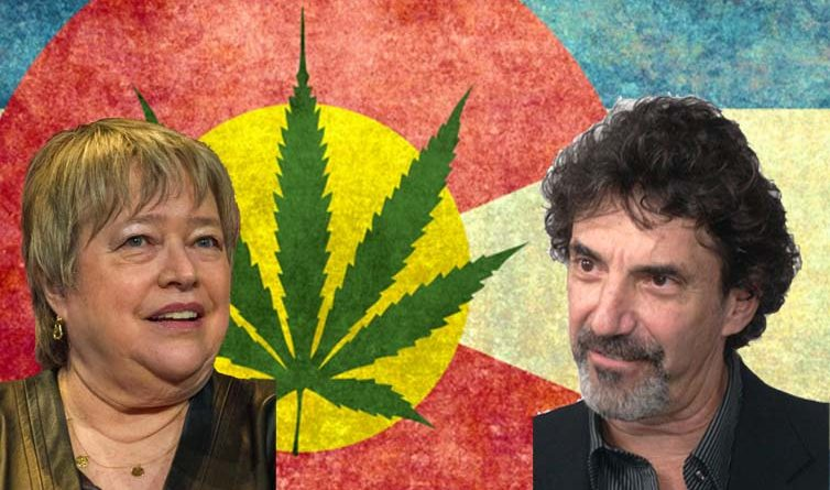 Kathy Bates To Star In Dispensary Series