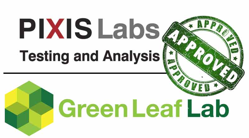 Green Leaf Lab, Pixis, Cannabis Testing, Labs, certified, ORELAP, OLCC