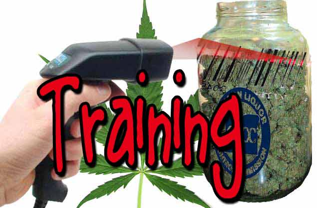 OLCC CTS Training, tracking system training, marijuana