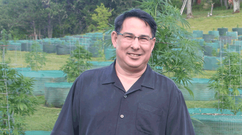 Rob Patridge, OLCC Chairman, Oregon marijuana leader, recreational regulations