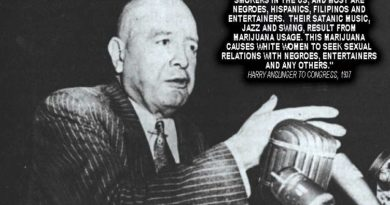 Marihuana, marijuana, cannabis, proper name, what should we call marijuana, anslinger