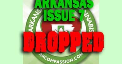 Arkansas Ballot Measure Removed, medical, marijuana, Issue 7, dropped, removed, ballot measure