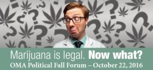 OMA, Oregon Medical Association, Cannabis, Seminar, No Support, medical marijuana, legal