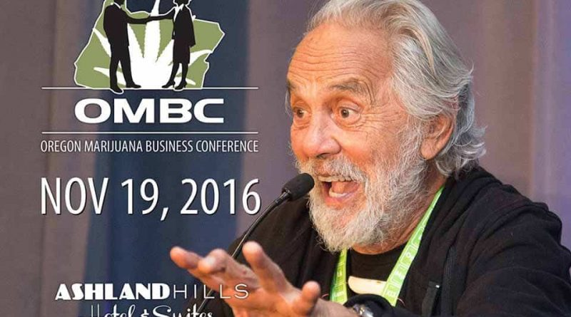OMBC, Ashland Cannabis Conference, Tommy Chong Conference, Patridge, Rosenthal, ICBC