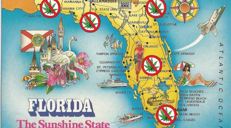 Florida, Communities, towns, banning, marijuana, cities, counties, ban wagon