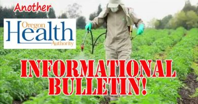 Pesticide, testing, results, interpret, failed, test, OHA