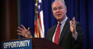 HHS Secretary, Tom Price, Trump, Nominates, Anti Cannabis