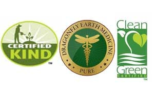 Conscious, Consumer, Cannabis, Marijuana, Certified, Certified Kind, Clean Green, Dragonfly Earth, Green Source Garden