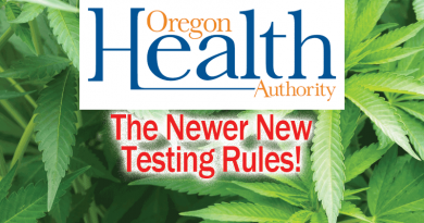Oregon, Testing, Rules, Changed, Cannabis, Marijuana, December 15