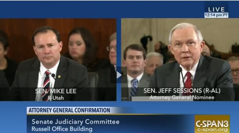 Sessions,Mandatory Minimums,Rollback,Rand Paul,Eric Holder