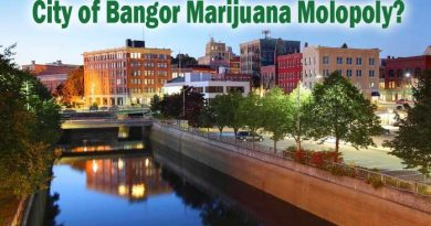 Joe Baldacci,Bangor,Maine,Marijuana,dispensaries,retail,monopoly