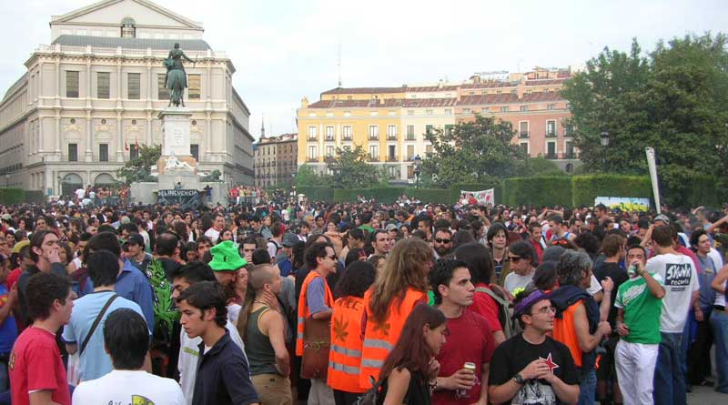 Spain,cannabis,clubs,madrid,ARSEC,CCCB,Dan Davis