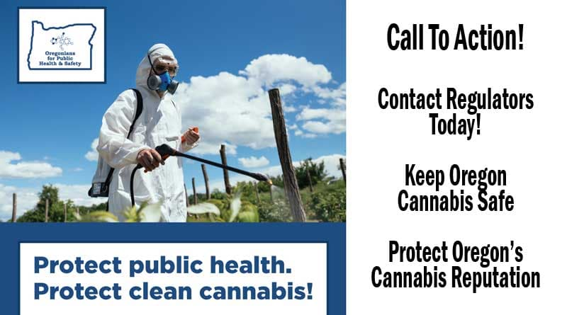 Oregon,pesticide,testing,rules,changes,OHA,OLCC,OPHS,marijuana,cannabis