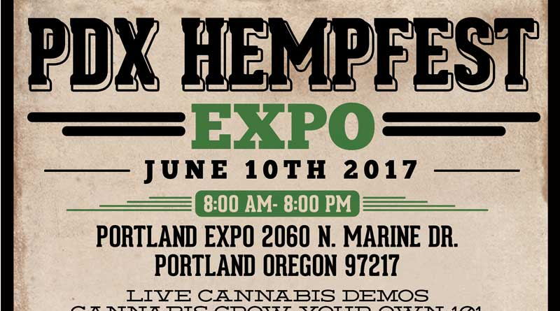 Oregon Hemp,Convention,Expo,2017,marijuana,cannabis,CBD,Event,Seattle Hempfest,PDX Hempfest,Portland Hemp Expo,