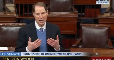 Drug Testing,Ron Wyden,Oregon Senator,Senate,Dept of Labor, Rule