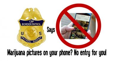 Border Patrol,CBP,SCPR,Take Two,Cell phone pictures,marijuana,tourism,cannabis