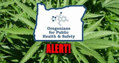 Oregon,Pesticide testing,OPHS,Alert,Label,recreational,1057,transparency,testing
