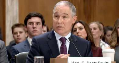 Pruitt,EPA,Pesticides on cannabis,California,reject