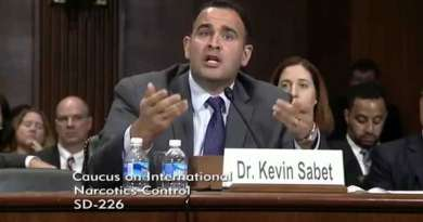 Kevin Sabet,SAM,Trump Crackdown,Smart Approaches to Marijuana