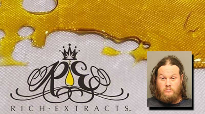 Rich Extracts, Rich Wilkinson, Nebraska Bust, OLCC, OSP