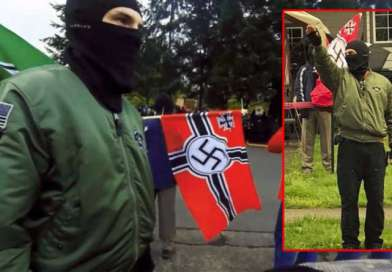 Oregon Cannabis Lab Owner and Partner Tied to White Supremacist Groups
