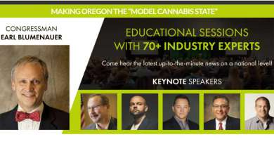 CCC 4.0, Cannabis Collaborative Conference, Earl Blumenauer, OLCC, WSLCB, Pitch Portal