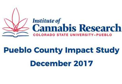 New CSU Pueblo Study Shows Cannabis Legalization Benefits Communities