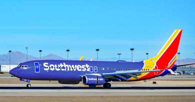 Southwest, airplane, joint, marijuana, Los Angeles, San Francisco