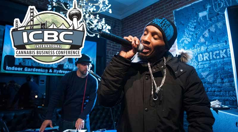 Del The Funky Homosapien Featured at ICBC Portland After Party