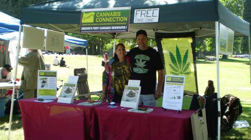 Oregon Cannabis Connection, final print issue, OCC, Keith Mansur, Kristi Anderson
