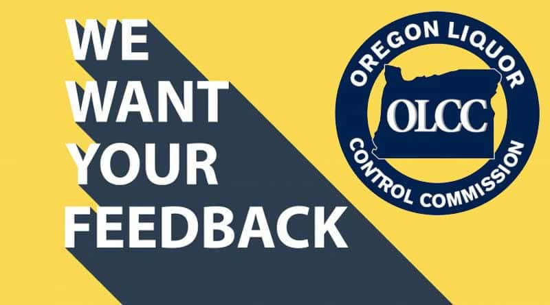 olcc survey, oregon liquor control commission survey