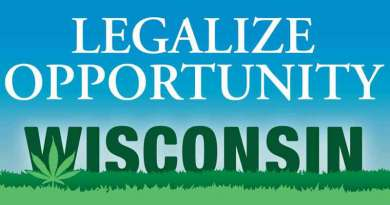 Wisconsin, Marijuana Legalization, Marquette poll, Tony Evers, Scott Walker