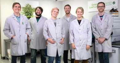 Green Leaf Lab, Rowshan Reordan, GLL, ORELAP license, cannabis testing leader, rules