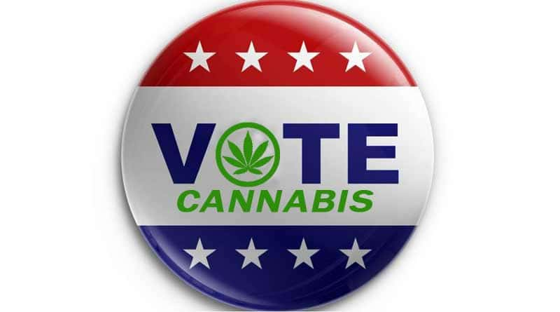 Cannabis Emerges as Big Winner in 2018 Election