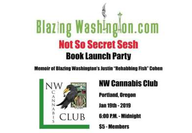 Book Launch Party at NWCC in Portland!