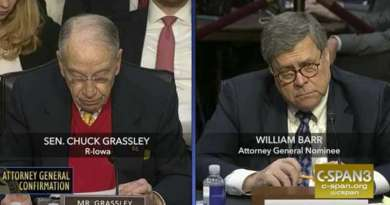 William Barr, Confirmation, Marijuana, Booker, William BArr Marijuana