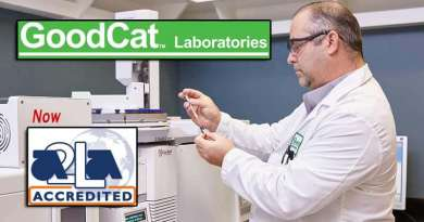 A2LA, GoodCat Laboratories, Florida Cannabis Testing, GoodCat Analytical
