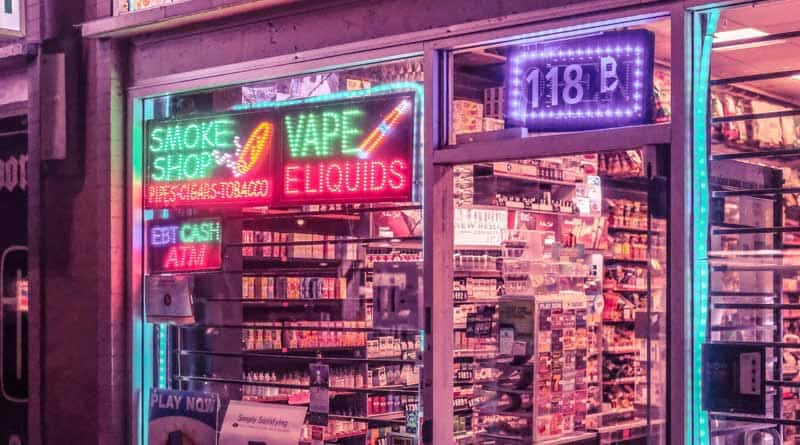 VApe Shop, Vape Age, Age to buy a vape